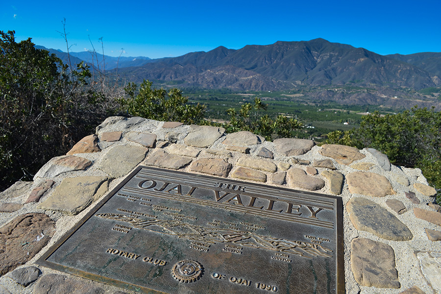 Ojai Valley Overlook